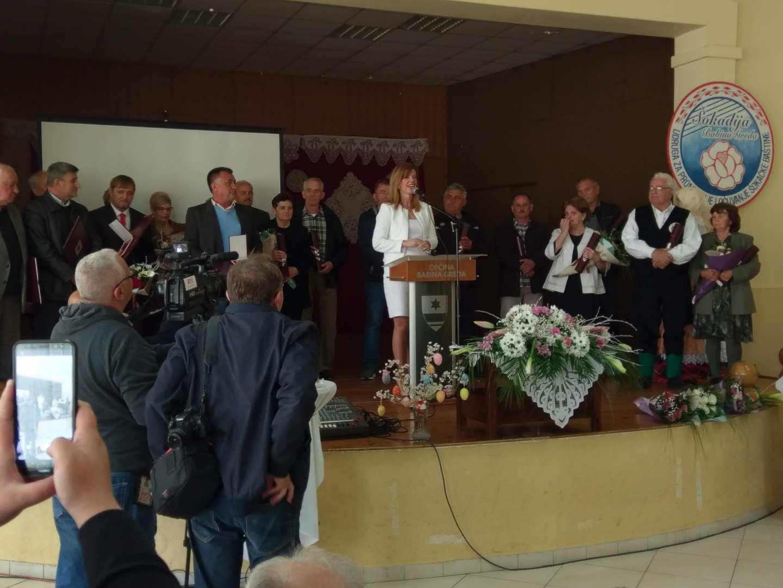 SVEČANO OBILJEŽAVANJE DANA OPĆINE BABINA GREDA 23.04.2019.G.