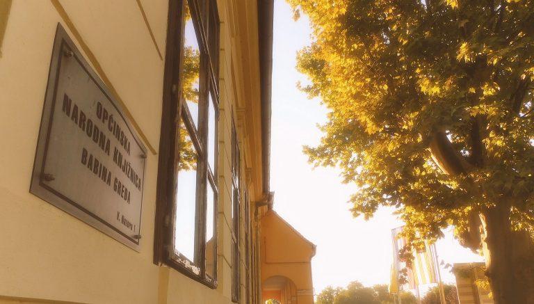 Općinska narodna knjižnica Babina Greda