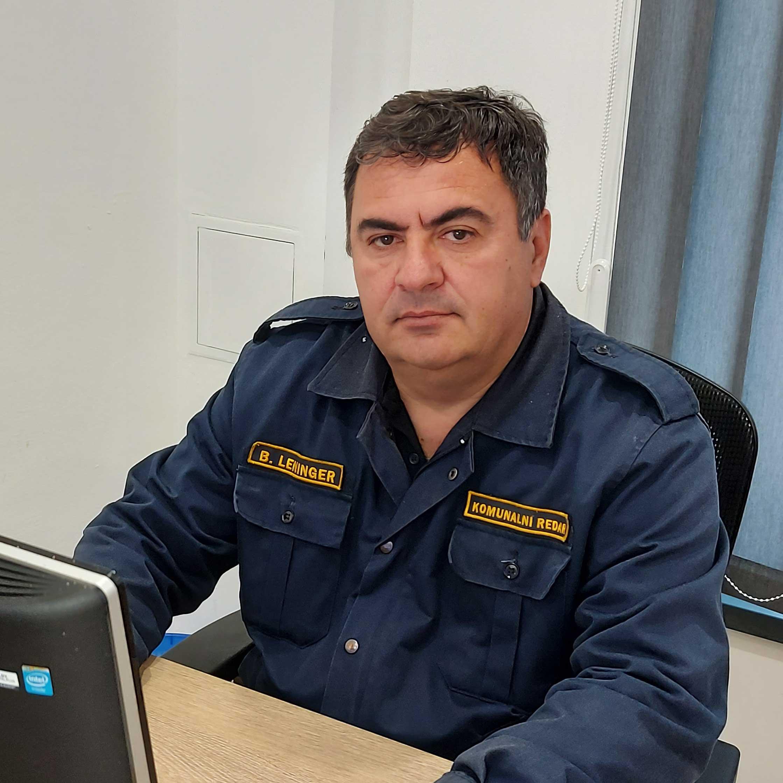 Branko Leninger