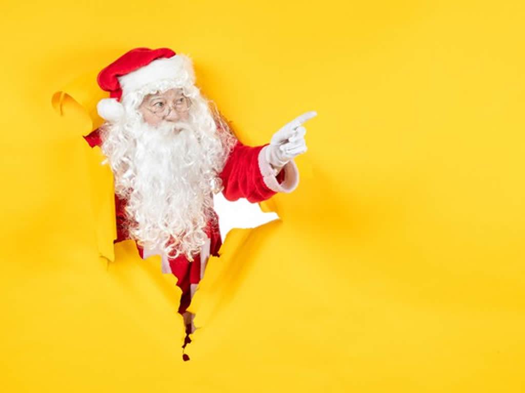 Djed božičnjak