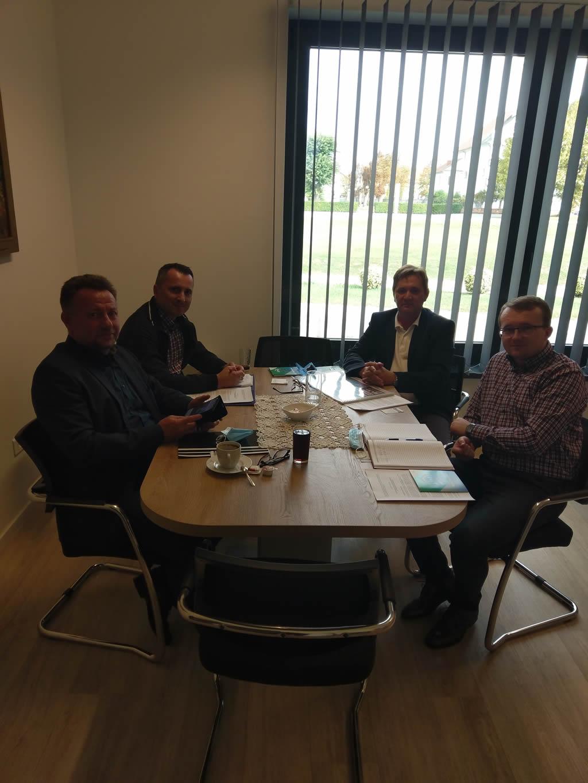 prvi inicijalni - koordinacijski sastanak