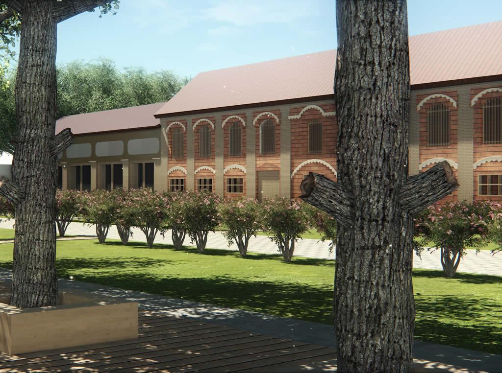 Izgradnja pansiona s restoranom, kušaonica proizvoda i konferencijska dvorana