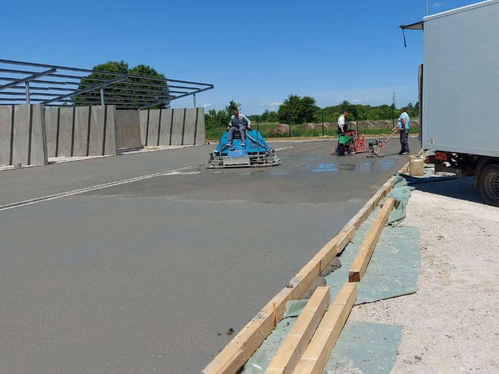 Radovi na izgradnji reciklažnog dvorišta privode se kraju