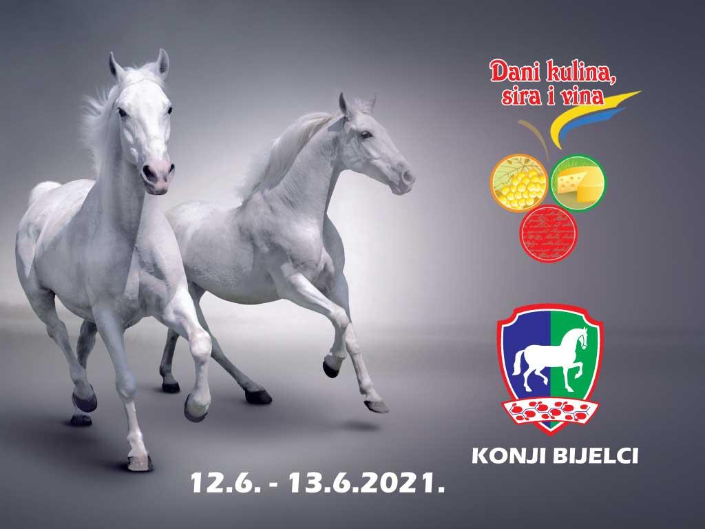 Dani kulina sira i vina - Konji bijelci