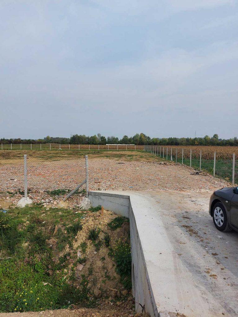 Nova lokacija za odlaganje građevinskog otpada